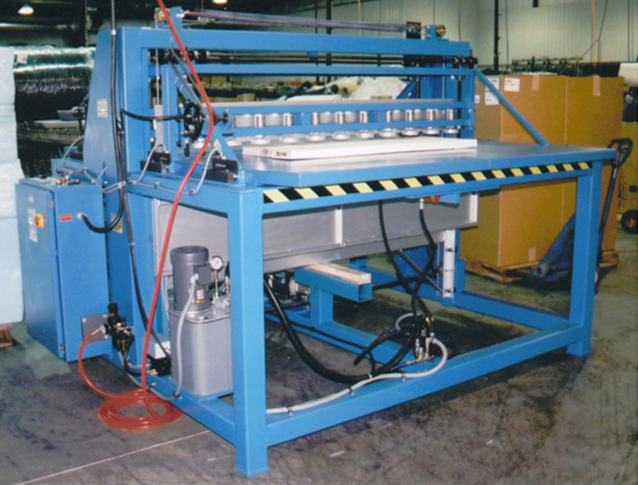 Foam Plank Edge-to-Edge Welder